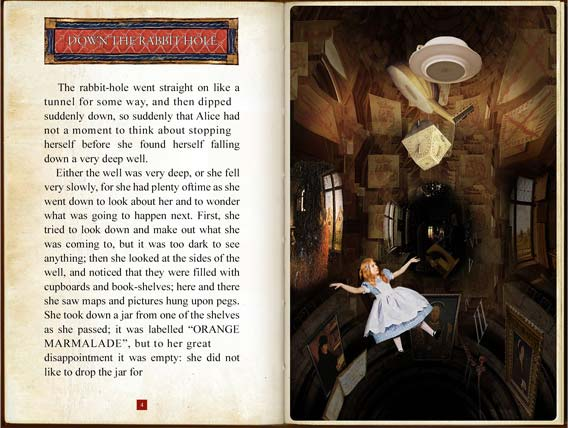 The Alice App Screenshot